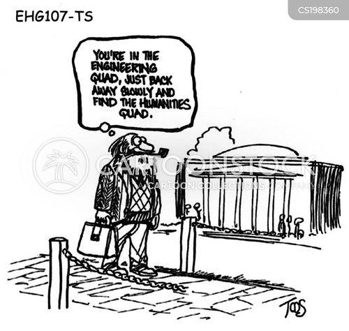 humanities cartoon