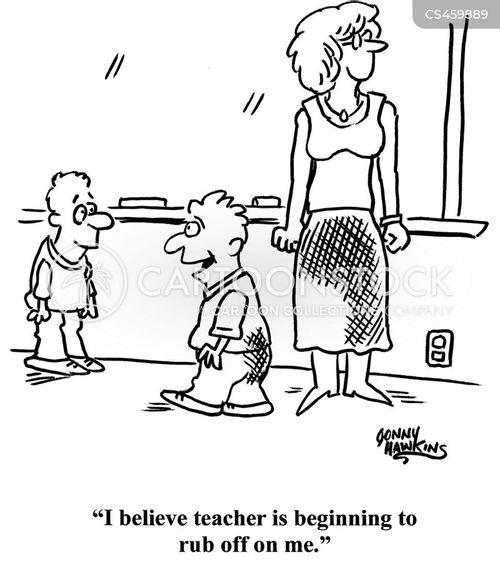 good influence cartoon