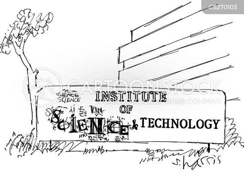 institutions cartoon