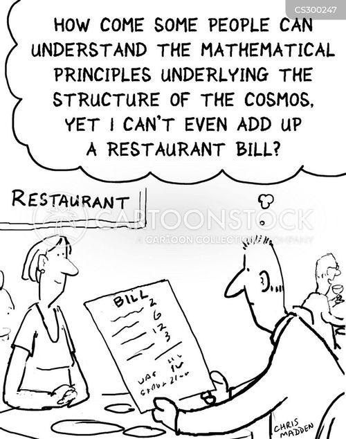 numeracy cartoon