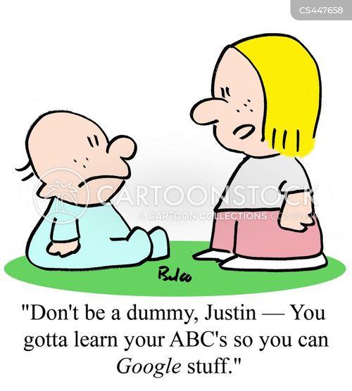 abcs cartoon