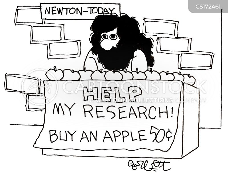 research funding cartoon