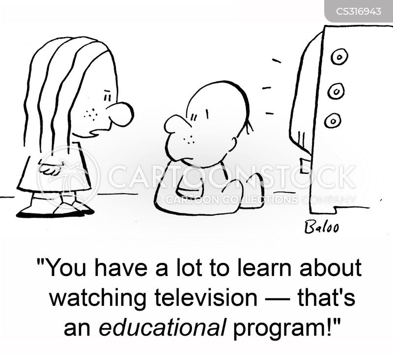 educational shows cartoon