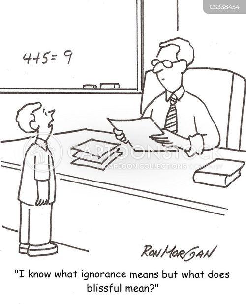 explaination cartoon