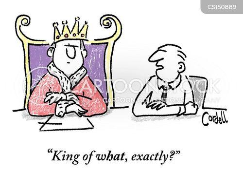 egoist cartoon