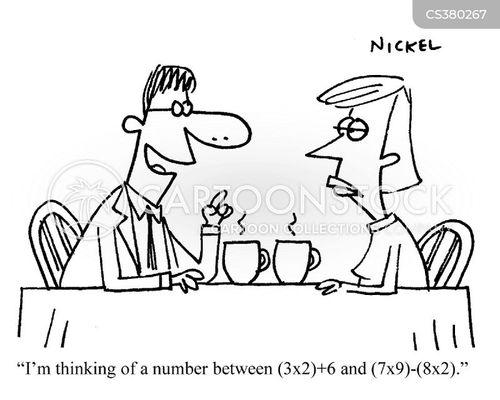 making conversation cartoon