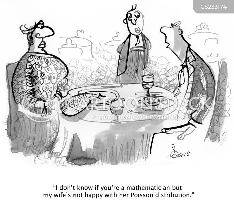 Mathematical Jokes Cartoons and Comics - funny pictures from