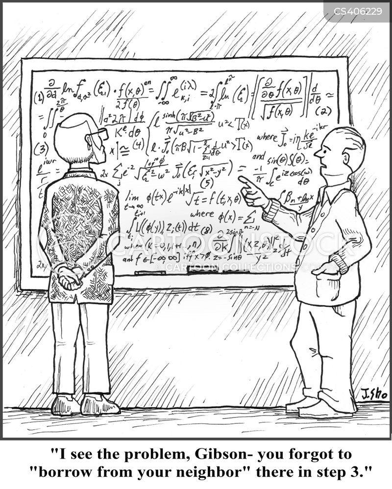 derivations cartoon