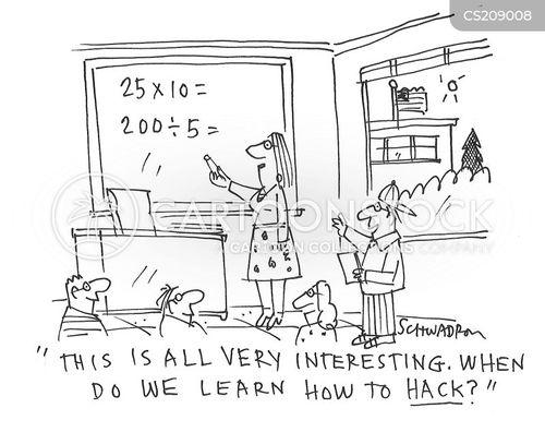 interesting cartoon