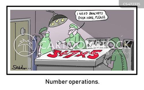 brackets cartoon