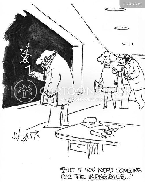 intangible cartoon
