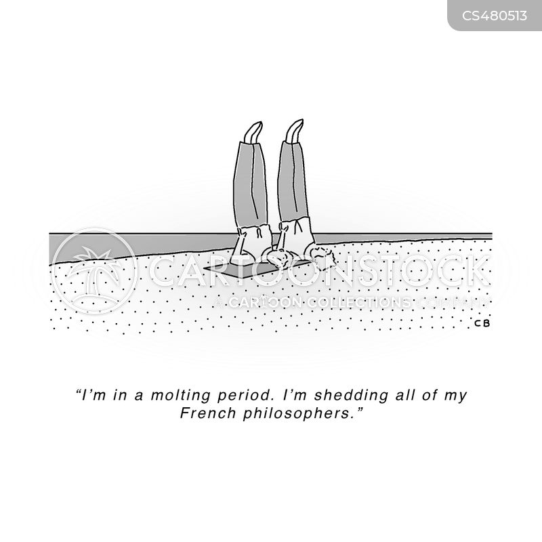 french philosophers cartoon