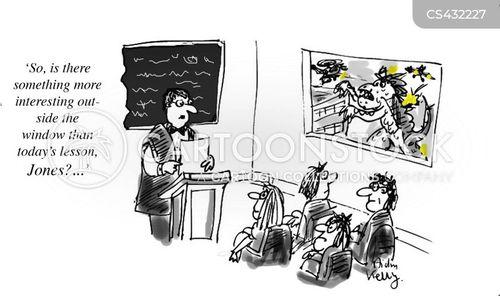 disaster films cartoon