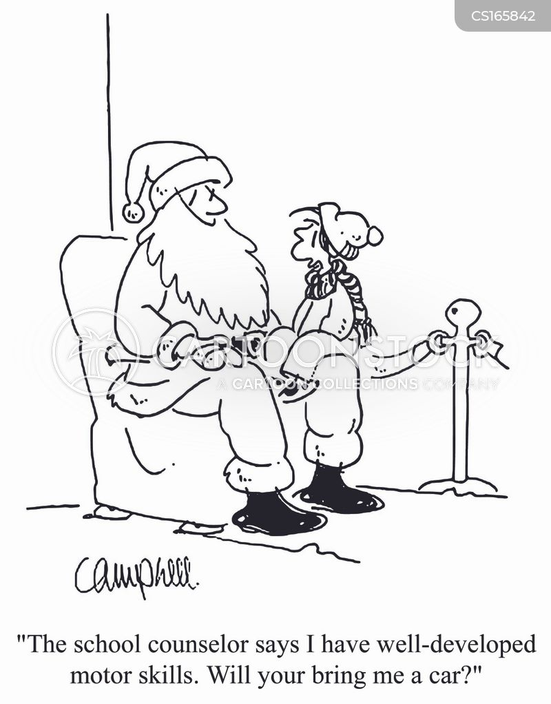 school counsellors cartoon