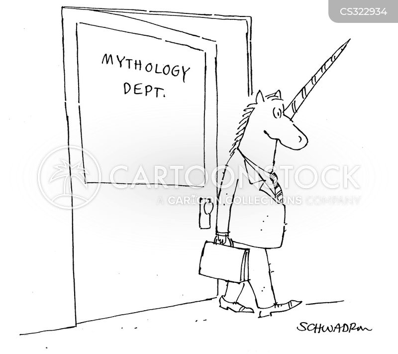 mythical beasts cartoon