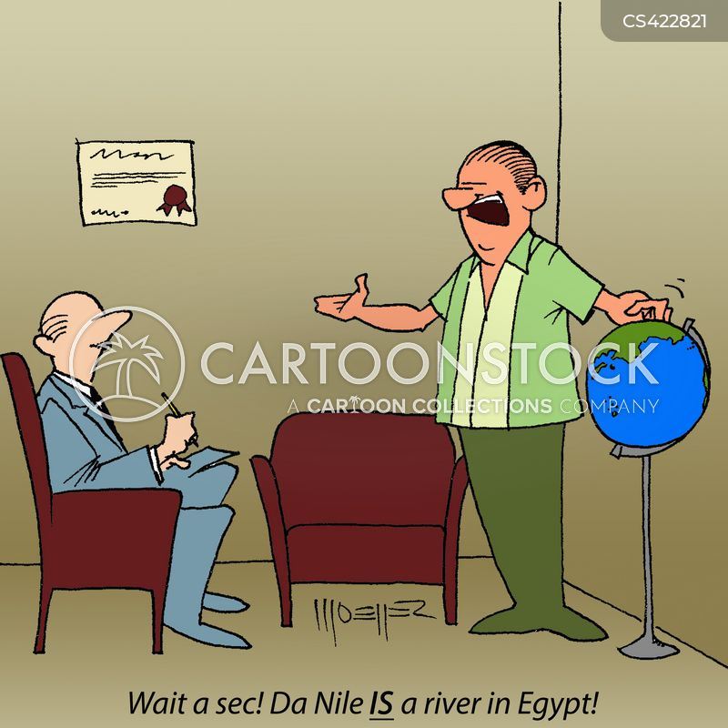 River Nile Cartoons And Comics