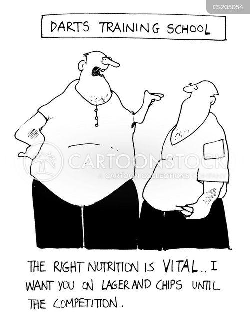 nutritionalists cartoon