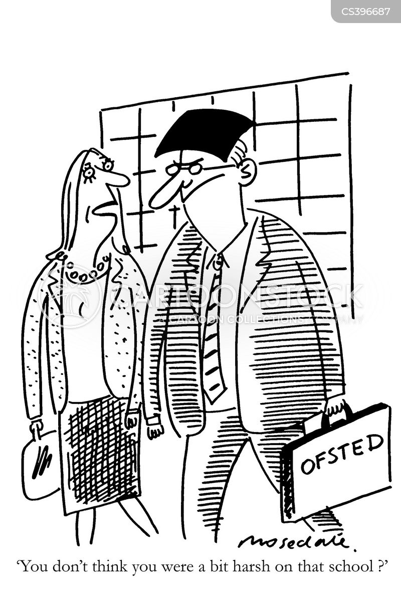 ofsted cartoon
