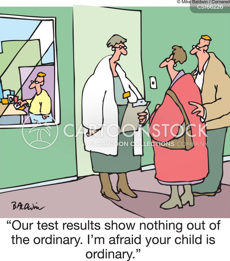 assessments cartoon