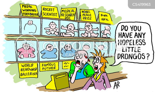 orphan cartoon