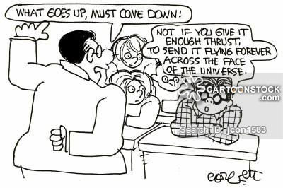 Physics Teacher Cartoons and Comics - funny pictures from CartoonStock