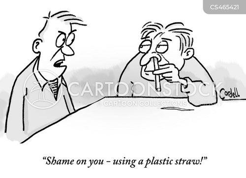 synthetic cartoon