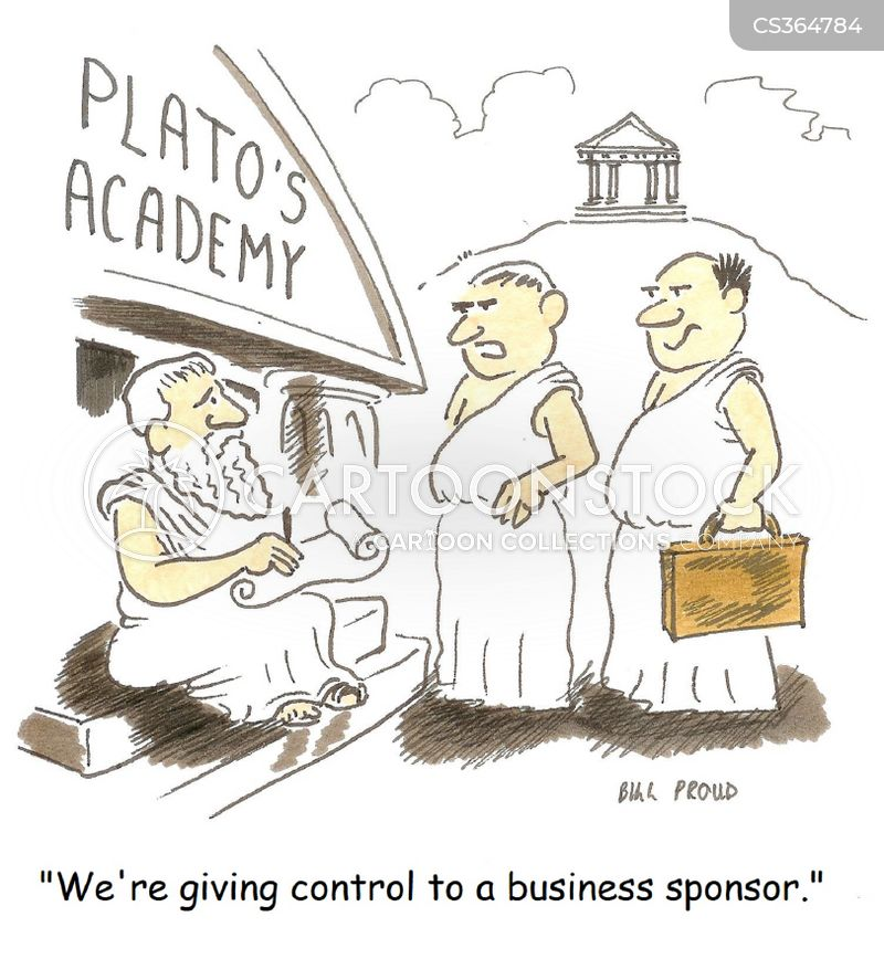 academies cartoon