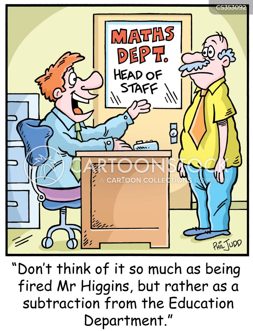 education department cartoon