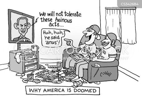 double entendre cartoon