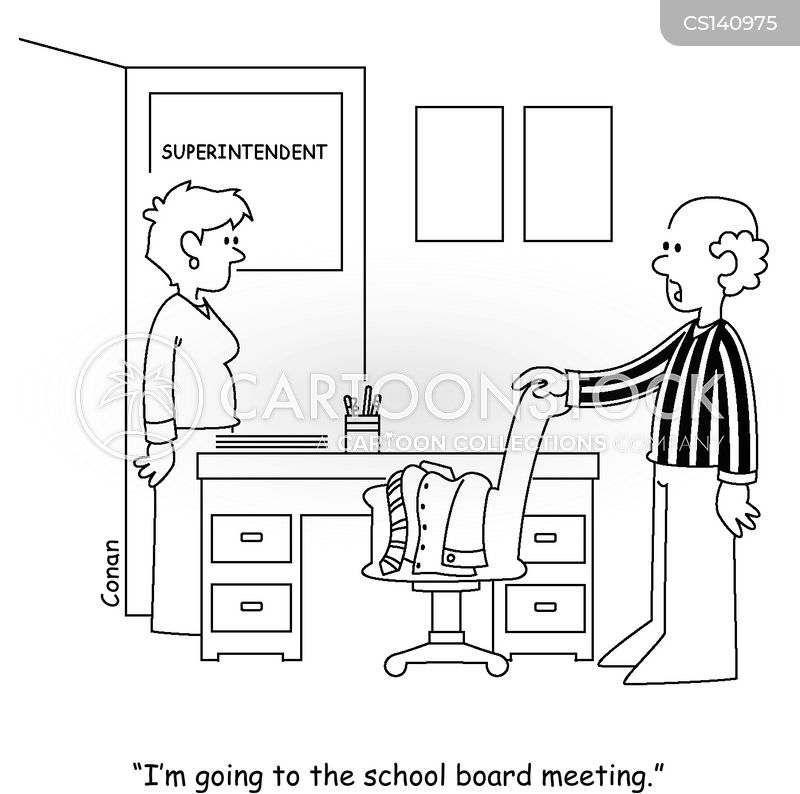 arbitrators cartoon
