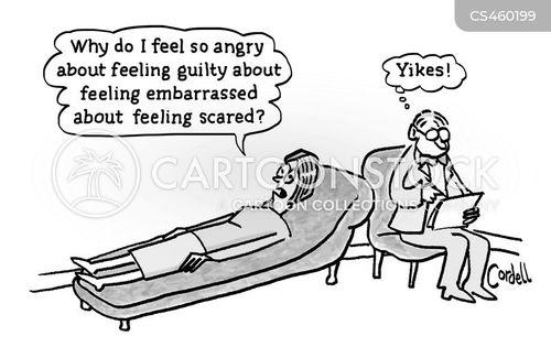 neurosis cartoon