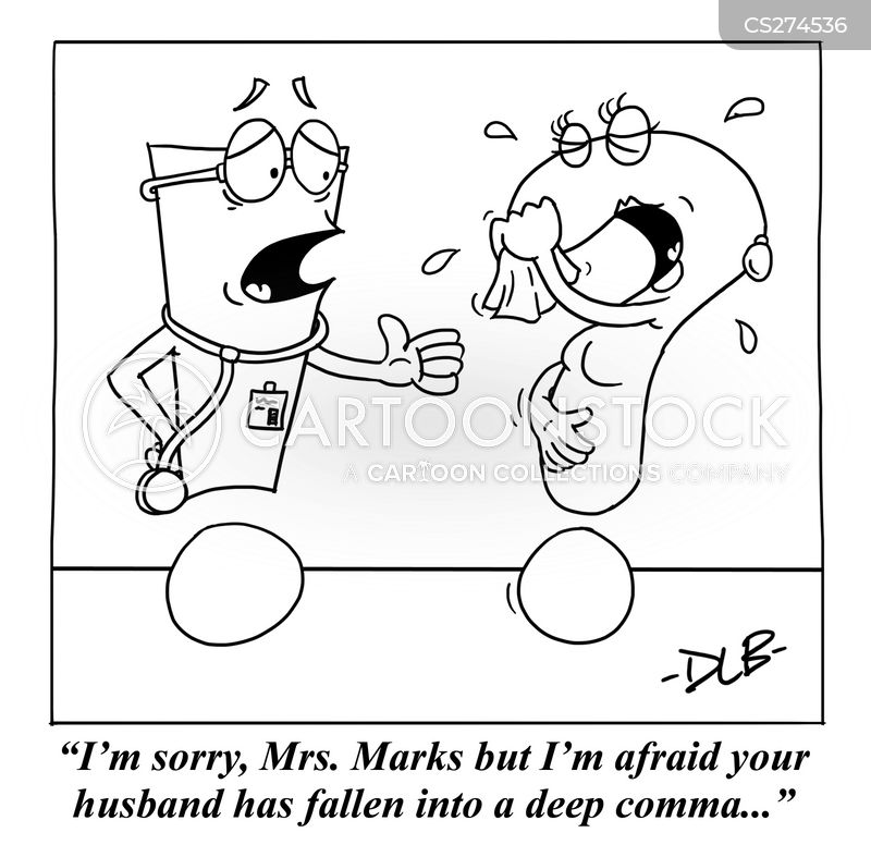 exclamation mark cartoon
