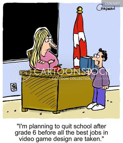 6th Grade Cartoon 2 Of