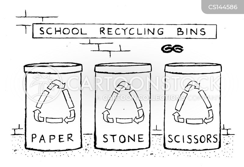school games cartoon