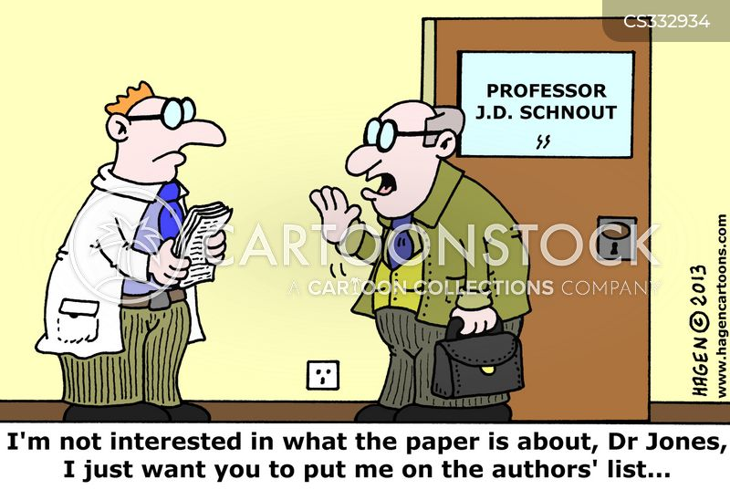 research paper cartoons and comics