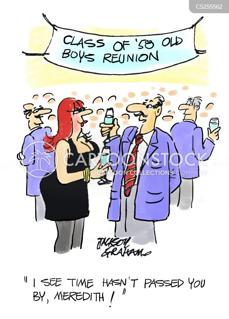old boys cartoon