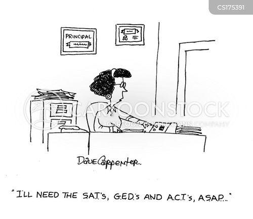 sat cartoon