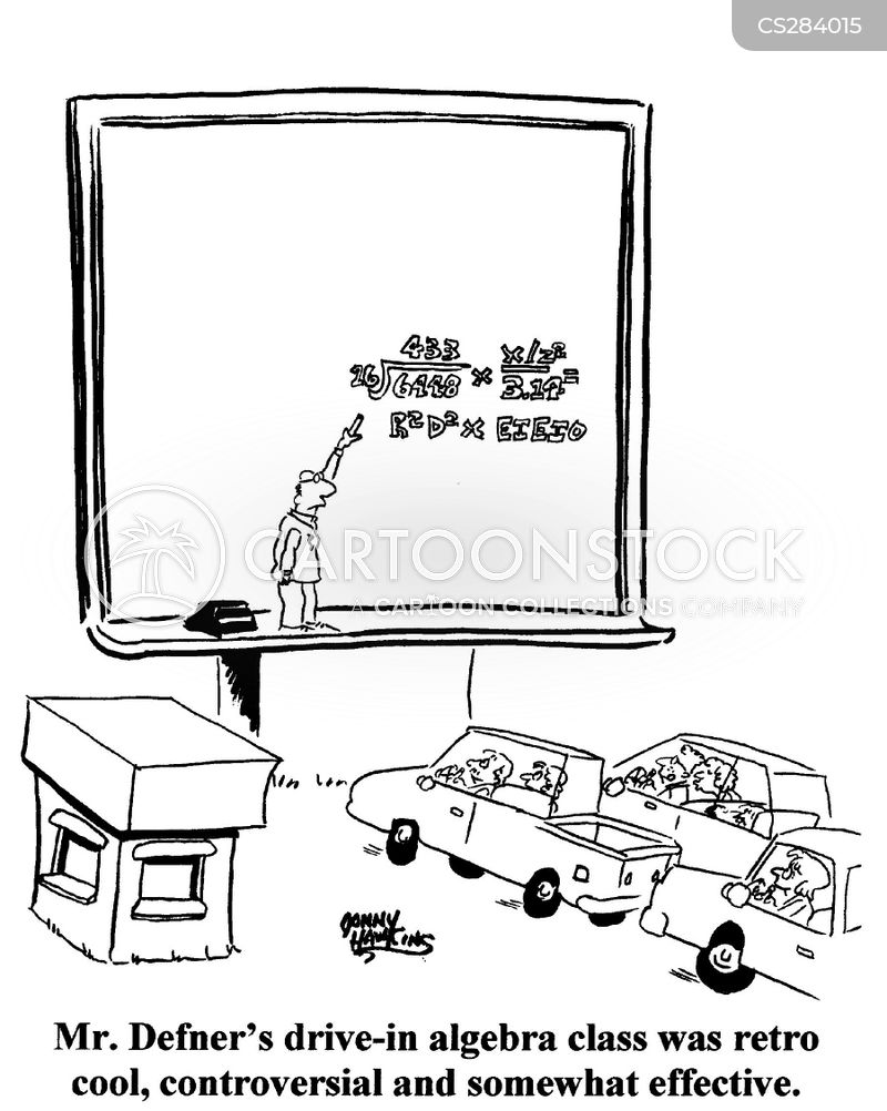 teaching strategies cartoon