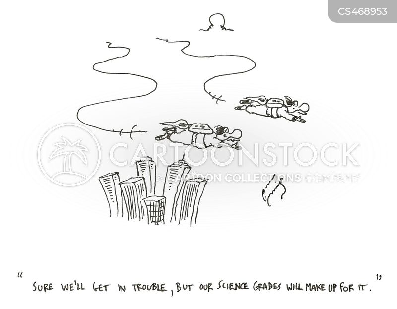 Jetpack Cartoons And Comics Funny Pictures From Cartoonstock