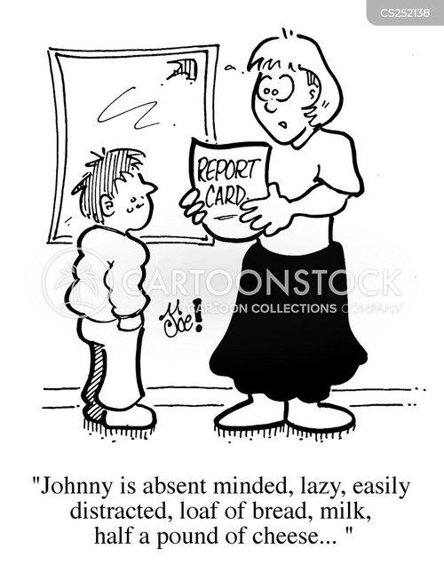 johnny cartoon