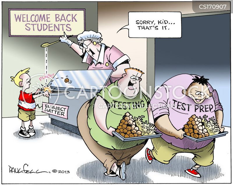 education reforms cartoon