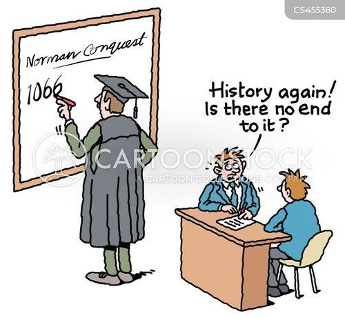 schoolboys cartoon