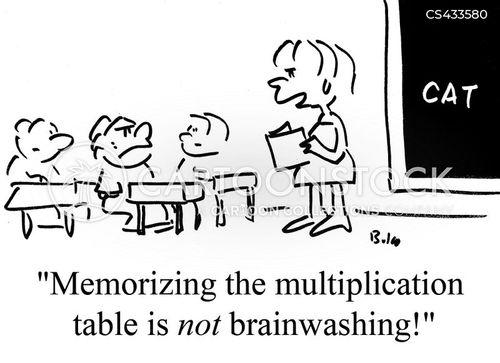 brainwashing cartoon