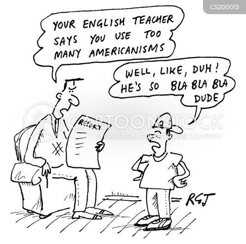 evaluations cartoon