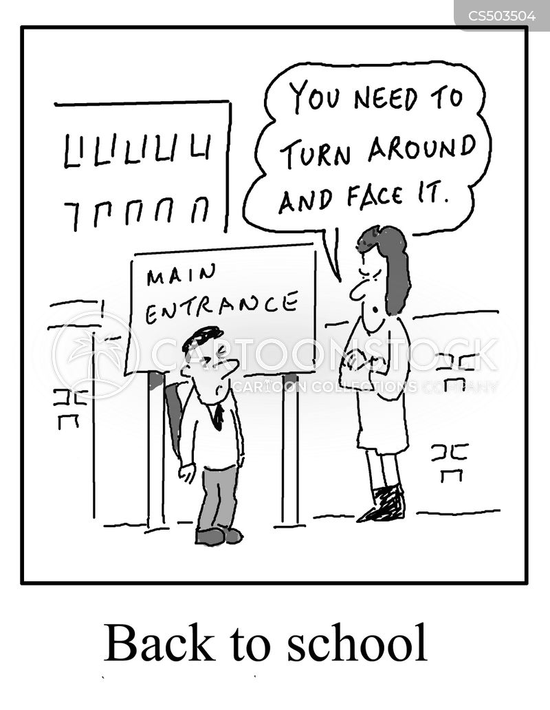 term-time cartoon