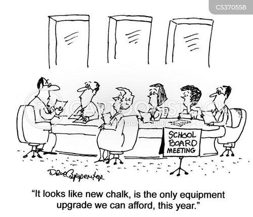 schoolboard cartoon