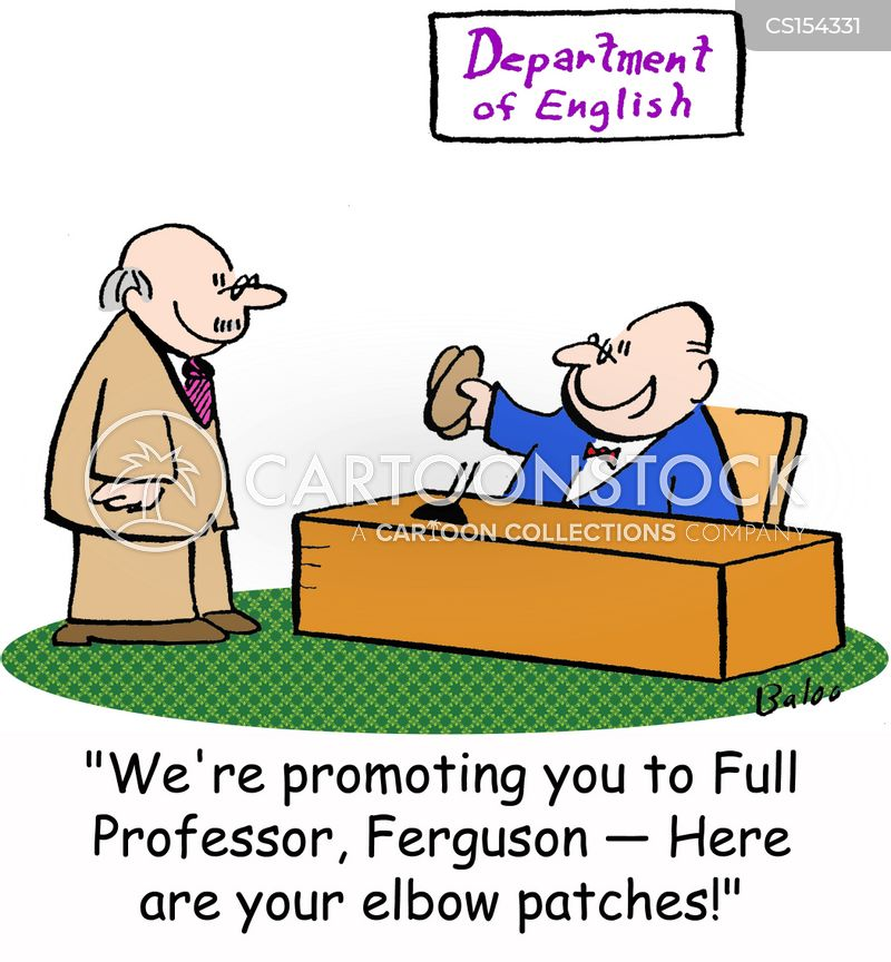english department cartoon
