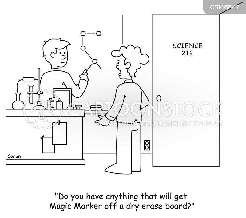 science lessons cartoon