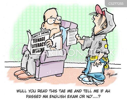 English 2 exam ?S?