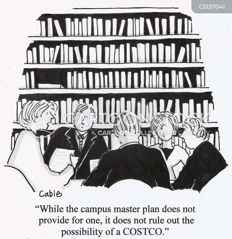 higher education funding cartoon